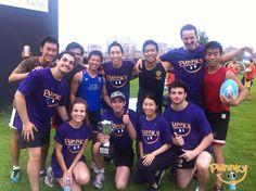 Winning Oztag team Sports, Tops, Hs Sports, Sport