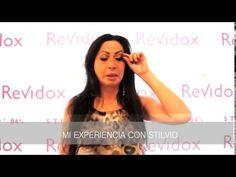 En el Desayuno Experiencia de #REVIDOX en México. Beatriz nos cuenta su testimonio tras haber estado tomando Revidox durante dos meses.