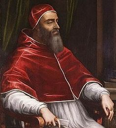 Portrait of Pope Clement VII - Sebastiano del Piombo. Paul Getty Museum, Los Angeles CA, USA. Pope Leo X, Papal Bull, English Reformation, The Last Judgment, Tudor Dynasty, Catherine Of Aragon, Religion, Getty Museum, Saints