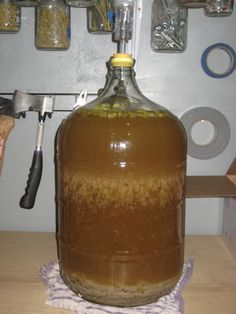 Sky Minded & Ever Growing: Beer Brewing