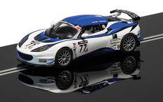 Scalextric C3599 Lotus Evora GT4, British GT 2014