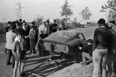 Phil Hill, Ferrari 250 GTO, Targa Florio (Jesse Alexander, 1962)