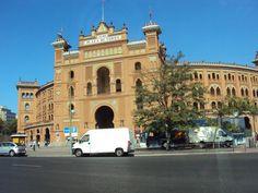 La Plaza de Toros de las Ventas de Madrid