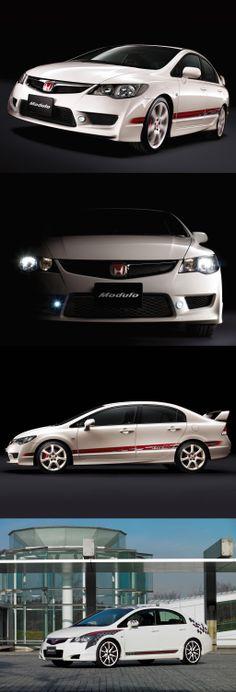 Modulo Honda Civic Type-R Sedan