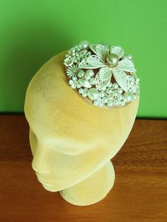 Hair Fascinator Hat. Compare styles and prices on Amazon at http:/buyfascinatorhats.com