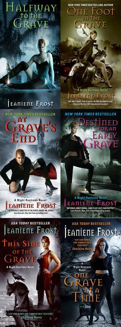 Night Huntress Novels by Jeaniene Frost. The first four are the best. The others, so far, haven't done much for me.