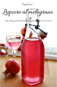 Cocktail Drinks, Cocktail Recipes, Wine Recipes, Alcoholic Drinks, Homemade Liquor, Beautiful Fruits, Romanian Food, Liqueur, Juice Smoothie