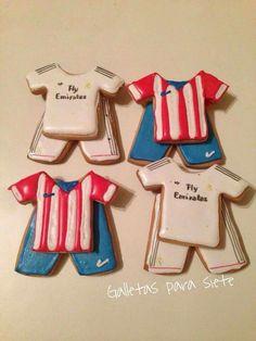 Galletas fútbol