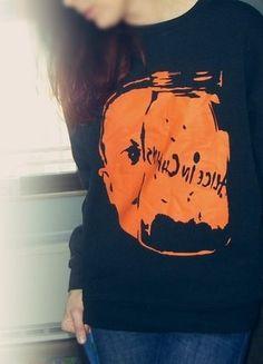 Kup mój przedmiot na #vintedpl http://www.vinted.pl/damska-odziez/bluzy/15955351-czarna-bluza-alice-in-chains-jar-of-flies-grunge