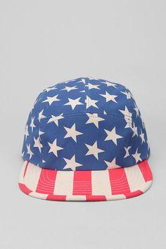 Americana 5-Panel Hat