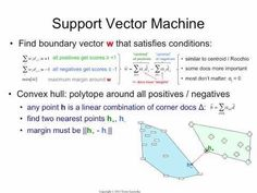 Support Vector Machine: how it really works Data Science, Computer Science, Machine Learning Deep Learning, Positive And Negative, Futurism, Artificial Intelligence, Big Data, Thunder, Programming