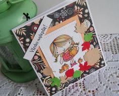 Kika's Designs : Pumpkin Girl