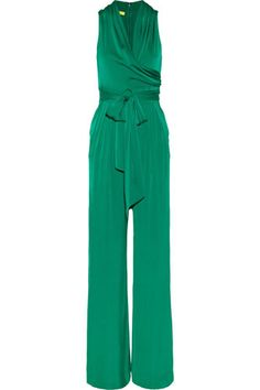 0d75103ca92a 20 Emerald-Green Wares Perfect For St. Paddy s And Beyond! Emerald Green  Jumpsuit