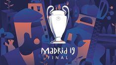 La imagen de la final de la Champions 2019
