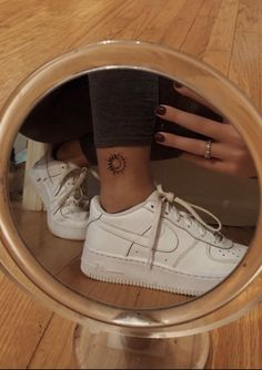 Cute Little Tattoos, Tiny Tattoos For Girls, Cute Small Tattoos, Tattoos For Women, Unique Small Tattoo, Small Finger Tattoos, Small Heart Tattoos, Classy Tattoos, Dainty Tattoos