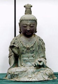 """韓国、対馬仏像""""返還""""求め提訴 「日本が略奪」主張の寺 - 共同通信 47NEWS"""