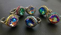 Hard Candy Jewels Bon-Bon Rings Tracey Davis