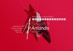 Artlandis'Season 5 #socialwall