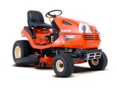 Kubota T1880 Lawn Garden Tractor Factory Service Repair Manual