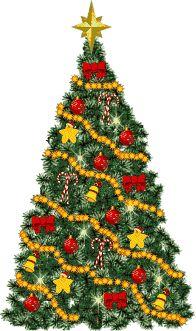 CHRISTMAS TREE GIF click see movement