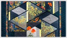 Art Quilts!: Cathy Erickson: Gallery 1 - What Remains