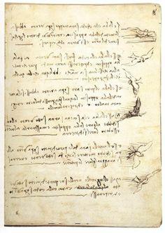 隔世谜语:达芬奇手稿