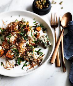 Recipe for fried pum