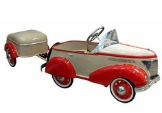 The Ultimate Pedal Car American Art Deco