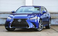 2019 Lexus GS Exterior Interior Review with Updated Engine Power