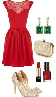 Outfits para Nochevieja