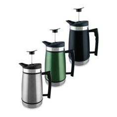 since we can 39 t have coffee machines we can use a coffee press it 39 s easy to use you just boil. Black Bedroom Furniture Sets. Home Design Ideas
