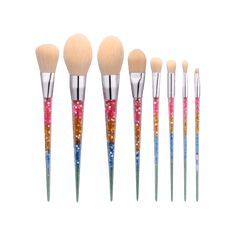 SHARE & Get it FREE | Nylon Tapered Makeup Brushes SetFor Fashion Lovers only:80,000+ Items·FREE SHIPPING Join Dresslily: Get YOUR $50 NOW!