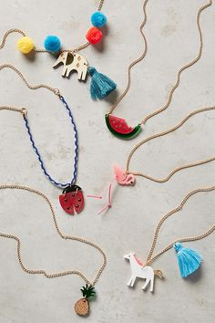 Slide View: 2: Playdate Necklace