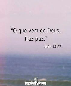 #Fato! Biblical Quotes, Bible Quotes, Bible Verses, Portuguese Quotes, Religion Quotes, Good Sentences, Jesus Loves You, God Jesus, Dear God
