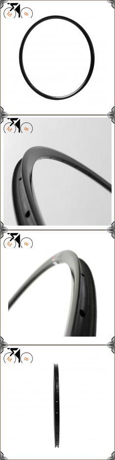650B new design carbon/titanium material carbon mtb bike rim,tubuless compatible 24mm width 27.5er bike rim