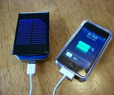 I wanted a charger for my iPodTouch and the MintyBoost was definitely my first choice. I wanted to take it a bit further and make it not only rechargeable but ...