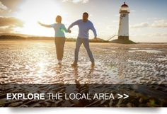Holiday Home Owners at Seaview will be able to utilise the extensive entertainment programme on offer at our sister park Talacre Beach at no extra cost. Sauna Steam Room, The Locals, Entertaining, Explore, Park, Holiday, Vacation, Holidays, Holidays Events