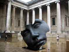 The British Museum, London     Open daily 10.00–17.30, Late night Fridays until 20.30, Admission free