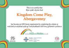 Kingdom Come Play, Abergavenny