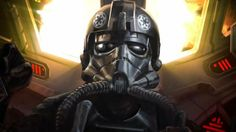 A Black Squadron pilot by Nicholas Stohlman