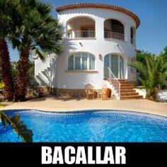 Ferienhaus Moraira Costa Blanca Villa Spanien Bacallar