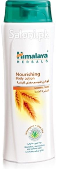 HIMALAYA HERBALS NOURISHING BODY LOTION 200 ML Saloni™ Health