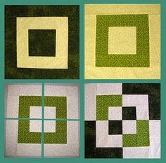 Bento Box Quilts | Desert Colors