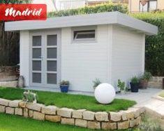Záhradné domčeky | Môj Altánok Backyard House, Monte Carlo, Granada, Valencia, Montana, Madrid, Shed, Outdoor Structures, Outdoor Decor