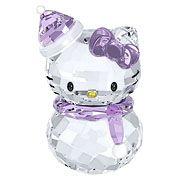 Hello Kitty Snowman