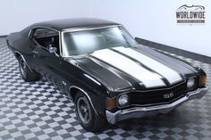 1971 Chevrolet Chevelle 454 #chevrolet #chevelle