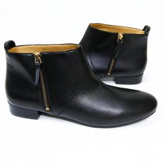 Nine West 'Perfect' Bootie (Black) $109 on Barefoot Tess