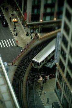 Chicago tilt shift