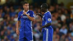 Conte must rest Hazard, Kante as Chelsea enter busy holiday schedule