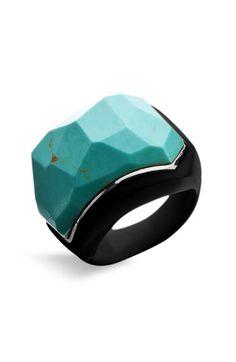 Ippolita 'Resin' Faceted Semiprecious Stone Ring - $250